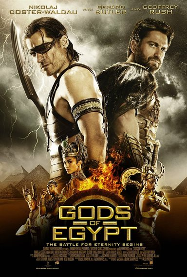 Gods of Egypt © Summit Entertainment. All Rights Reserved.