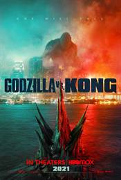 Godzilla vs Kong Theatrical Review