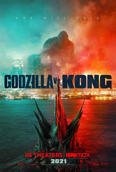 Godzilla vs Kong Theatrical Review