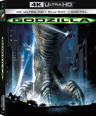 Godzilla 4K Ultra HD Review