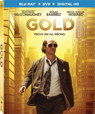 Gold Blu-ray Review