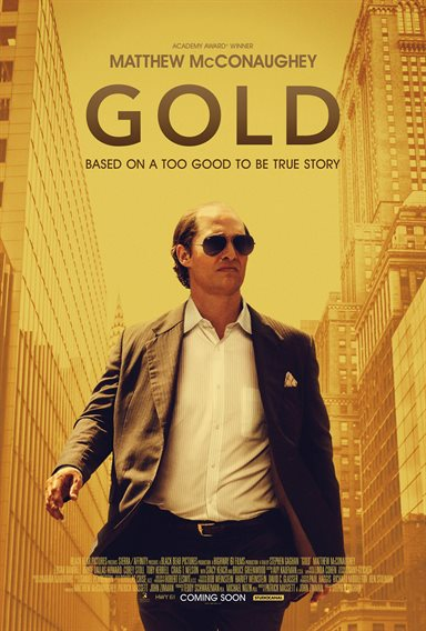 Gold © Weinstein Company, The. All Rights Reserved.