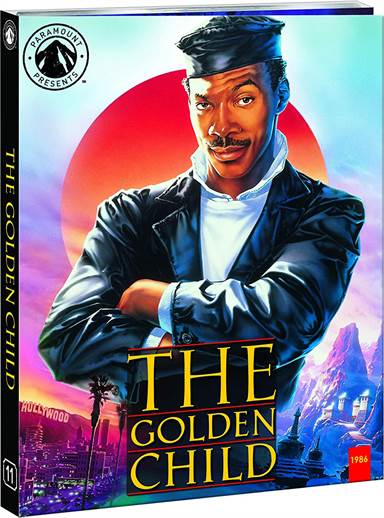 Paramount Presents: The Golden Child Blu-ray Review