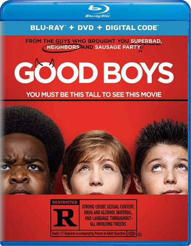 Good Boys Blu-ray Review