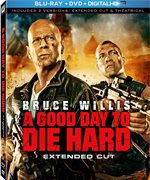 A Good Day to Die Hard Blu-ray Review