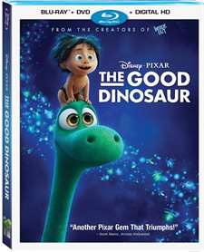 The Good Dinosaur Blu-ray Review