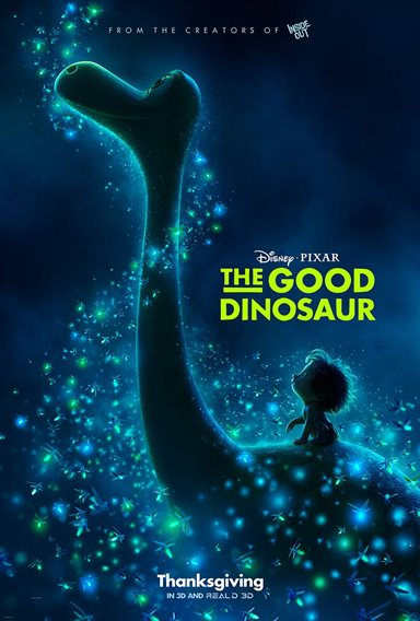 The Good Dinosaur Theatrical Review