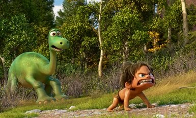 The Good Dinosaur © Walt Disney Pictures. All Rights Reserved.