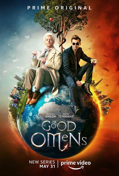 Good Omens © Amazon Studios. All Rights Reserved.