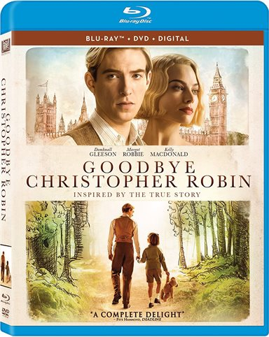 Goodbye Christopher Robin Blu-ray Review