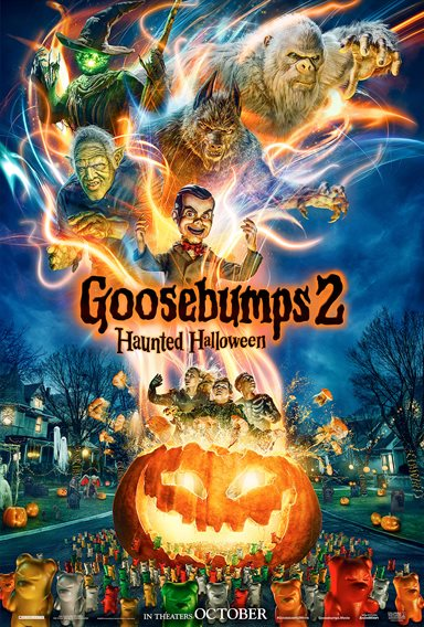 Goosebumps 2: Haunted Halloween © Sony Pictures. All Rights Reserved.