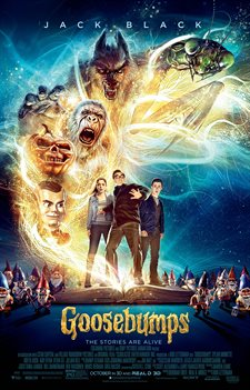 Goosebumps Theatrical Review