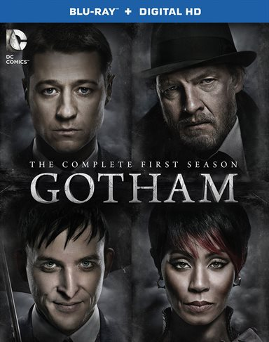 Gotham: The Complete First Season Blu-ray Review