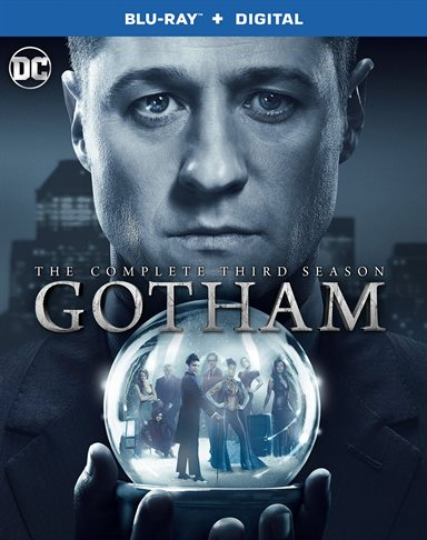 Gotham: The Complete Third Season Blu-ray Review
