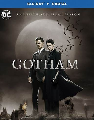 Gotham: The Complete Fifth Season Blu-ray Review
