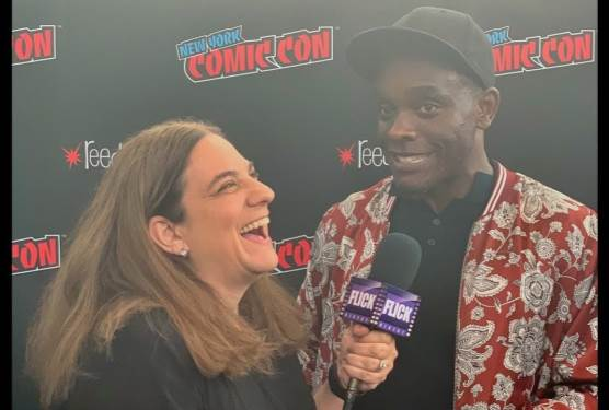 """The Cast of Gotham Talks """"Chaos"""" For Season 5   NYCC 2018"""