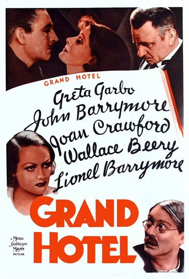 Grand Hotel 1932 News Trailers Music Quotes Trivia Easter