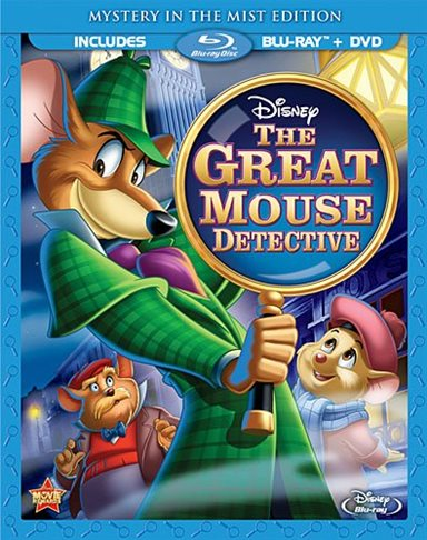 The Great Mouse Detective Blu-ray Review