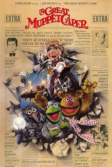 The Great Muppet Caper © Universal Pictures. All Rights Reserved.