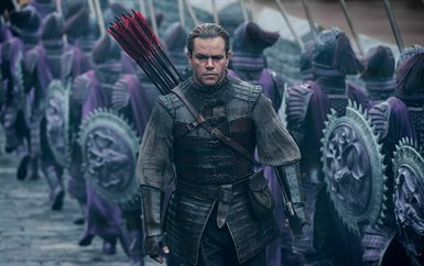The Great Wall © Universal Pictures. All Rights Reserved.