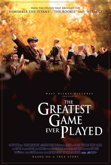 The Greatest Game Ever Played © Walt Disney Pictures. All Rights Reserved.