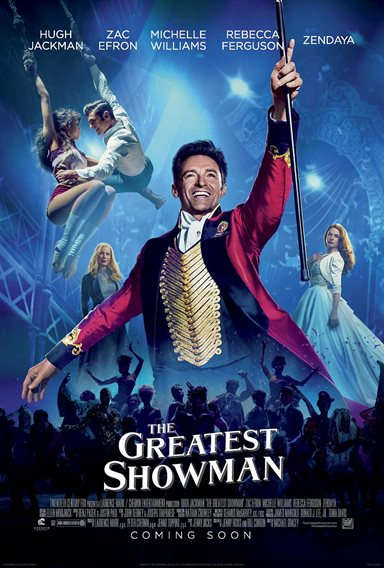 The Greatest Showman Theatrical Review