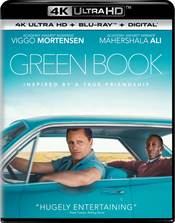 Green Book 4K Ultra HD Review
