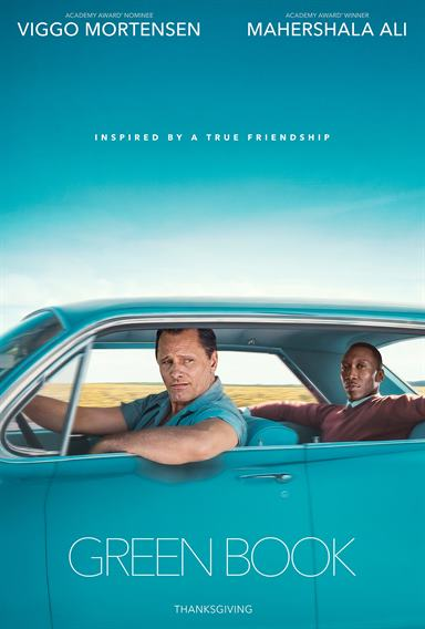 Green Book © Universal Pictures. All Rights Reserved.