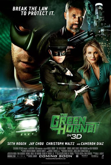 The Green Hornet Theatrical Review