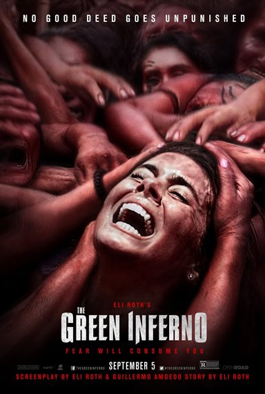 The Green Inferno © Universal Pictures. All Rights Reserved.