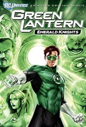 Green Lantern: Emerald Knights Digital HD Review