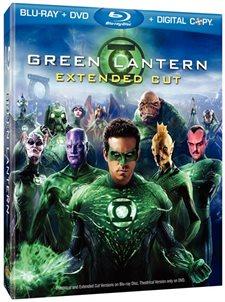 Green Lantern Blu-ray Review