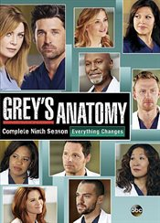Grey's Anatomy DVD Review