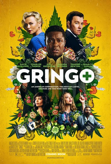 Gringo © STX Entertainment. All Rights Reserved.