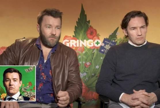 EXCLUSIVE GRINGO Interview with Joel & Nash Edgerton