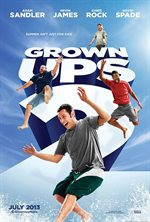 Grown Ups 2 Theatrical Review