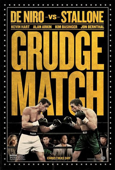 Grudge Match © Warner Bros.. All Rights Reserved.