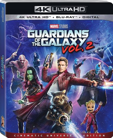 Guardians of the Galaxy Vol. 2 4K Ultra HD Review