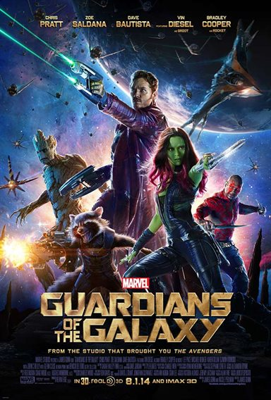 Guardians of the Galaxy © Walt Disney Pictures. All Rights Reserved.