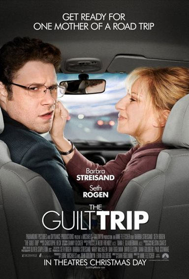 The Guilt Trip © Paramount Pictures. All Rights Reserved.