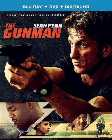 The Gunman Blu-ray Review