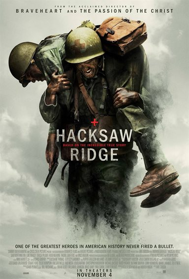 Hacksaw Ridge © Lionsgate. All Rights Reserved.