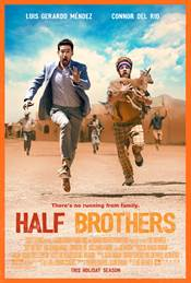 Half Brothers Theatrical Review