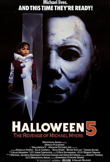 Halloween 5: The Revenge of Michael Myers © Trancas International Films Inc.. All Rights Reserved.