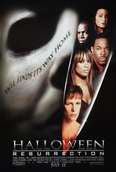 Halloween: Resurrection © Dimension FIlms. All Rights Reserved.