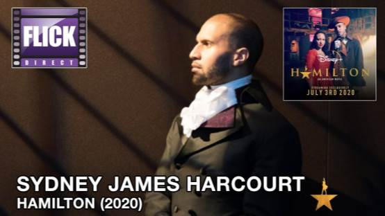 During these difficult times…an inspirational chat with Hamilton's Sydney James Harcourt