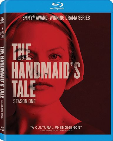 The Handmaid's Tale: Season 1 Blu-ray Review