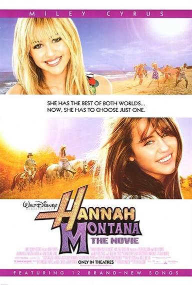 Hannah Montana: The Movie © Walt Disney Pictures. All Rights Reserved.