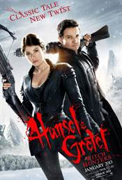 Hansel & Gretel: Witch Hunters Theatrical Review