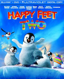 Happy Feet 2 Blu-ray Review